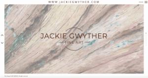 Jackie Gwyther SOSWEB Portfolio Image.