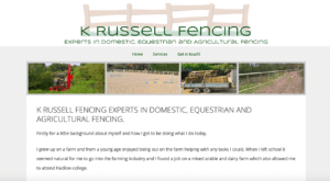 Kevin Russel Fencing