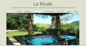 La Mude - Villa