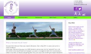Namaste Kids - Benenden, Kent
