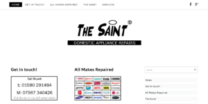 The Saint SOSWEB Portfolio Image.