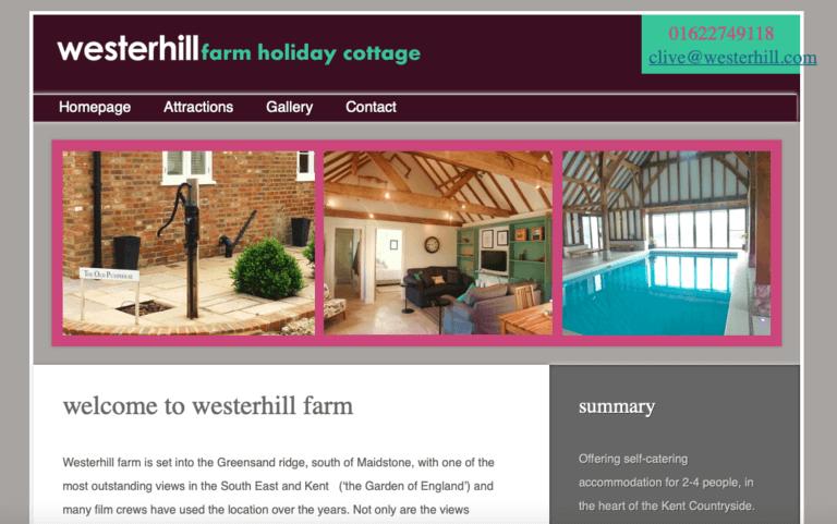 Westerhill - Linton, Kent