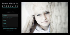 Emma Freeman Photography SOSWEB Portfolio Image.