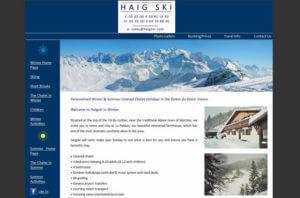 Haigski SOSWEB Portfolio Image.