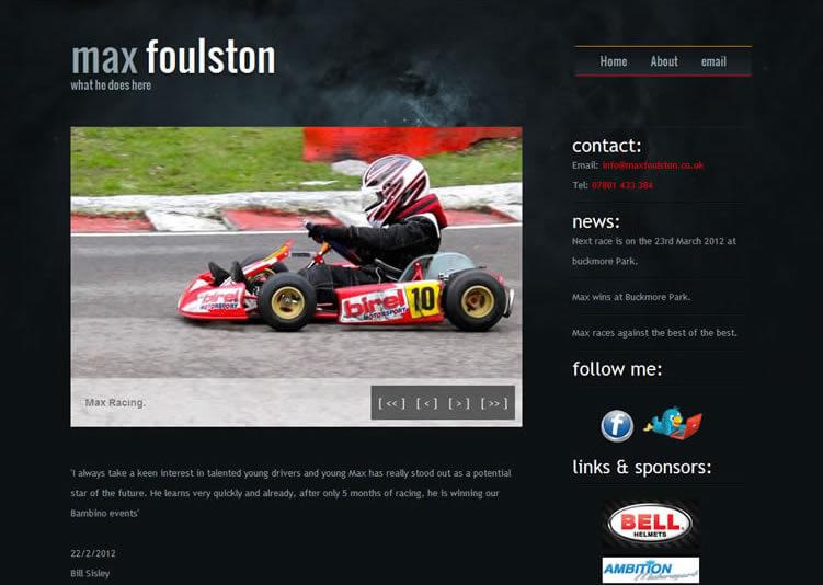 Max Foulston