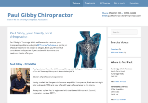 Paul Gibby Chiropractor