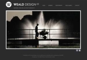 Weald Design SOSWEB Portfolio Image.