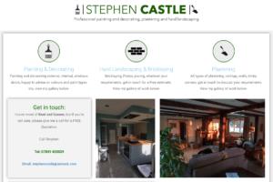 Stephen Castle